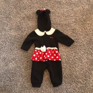 Minnie Mouse One piece suit Size 12 months